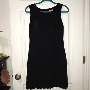 Target Scallop Trim Dress